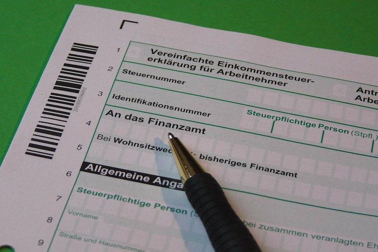 Steuerklärung AdA Schein Kosten als Werbungskosten ansetzen